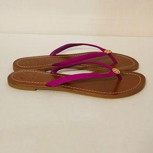 760b8ae03c8b0d Tory Burch Shoes - Tory Burch Violet Glow Terra Thong Sandals